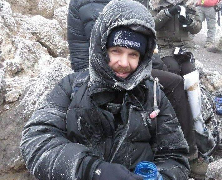 Dave at Summit